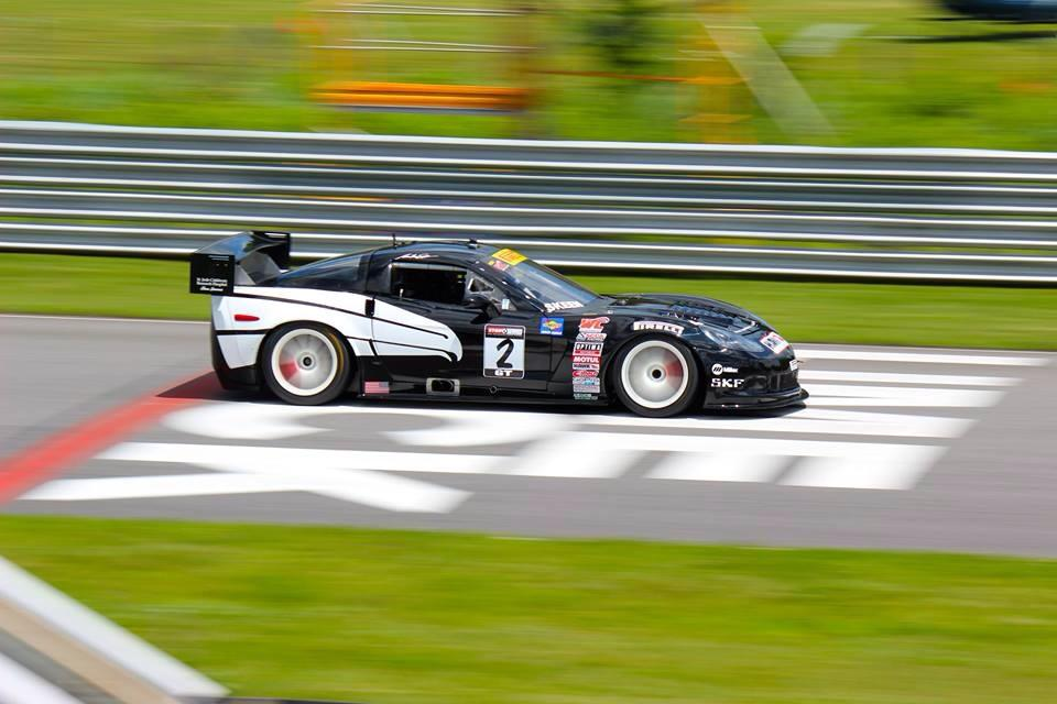 Skeen Captures Pirelli World Challenge GT Win at Lime Rock Park