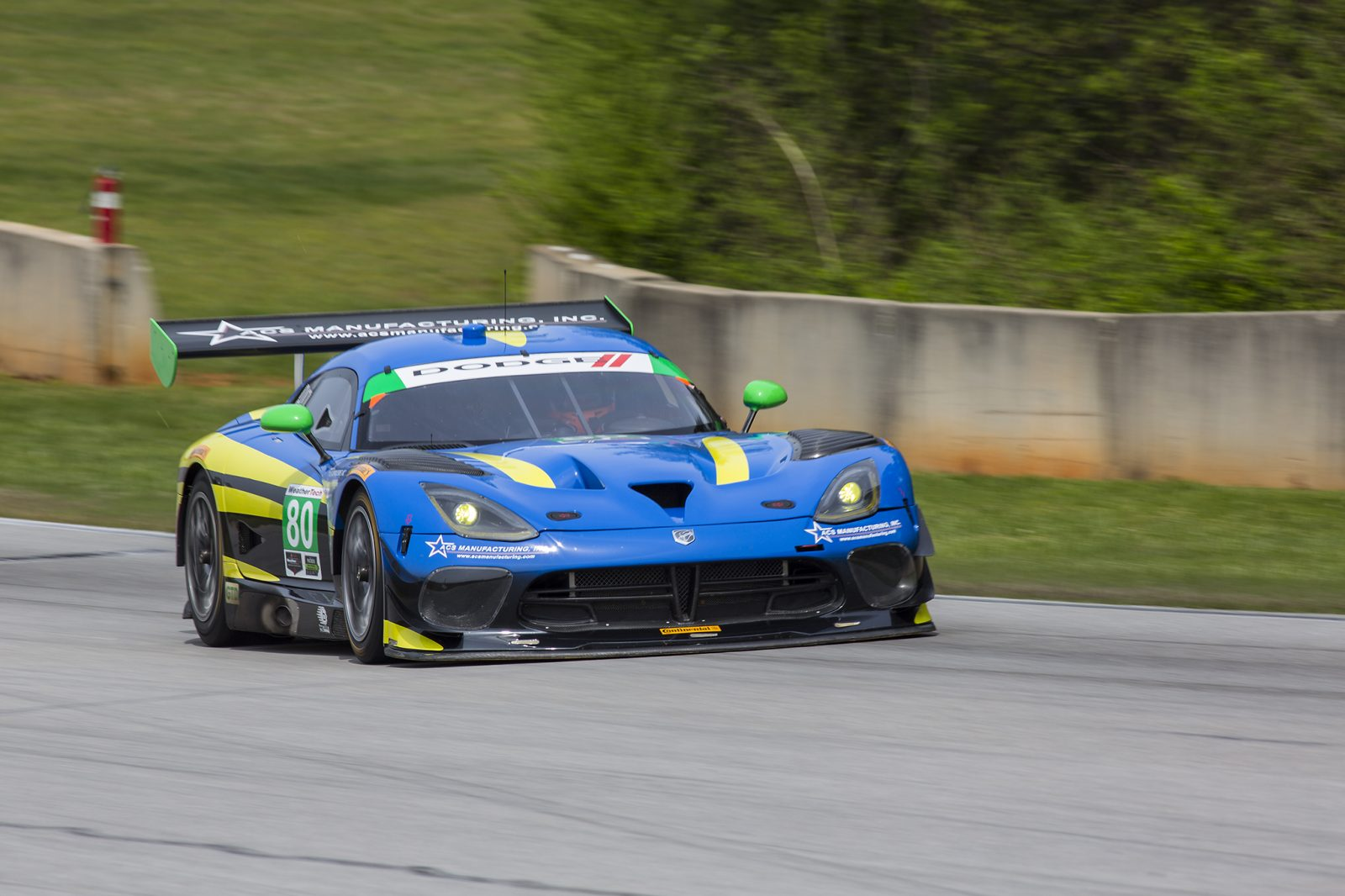 Skeen Joins LSR For IMSA