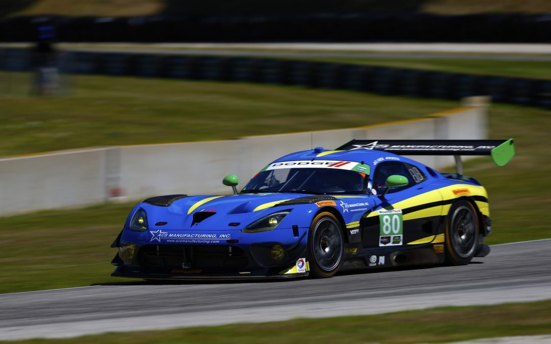 Lone Star Racing Heads To VIR