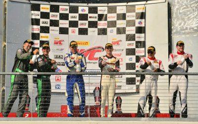 McCann Racing Podium At COTA