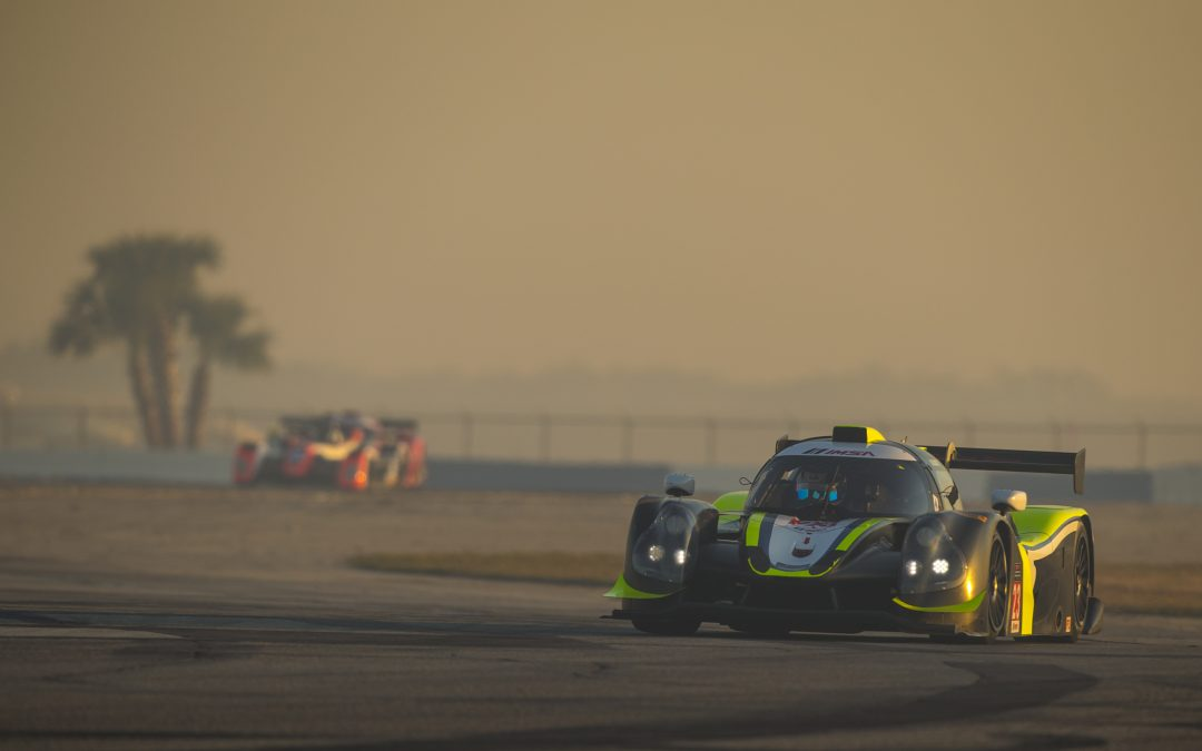 Skeen/Lewis In LMP3 At Sebring