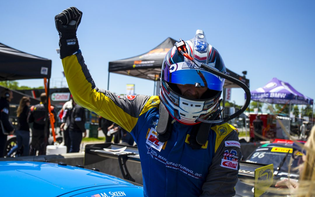Skeen & Heckert Victorious at VIR