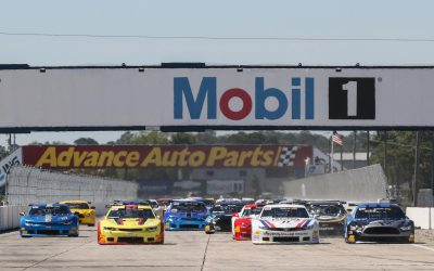 Skeen Leads Final Two Laps to Victory in Trans Am TA2® Sebring Season Opener