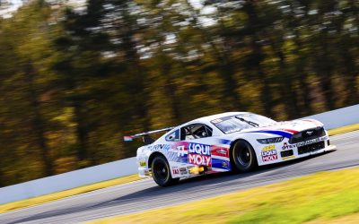 Skeen Sweeps Championship Weekend At Road Atlanta