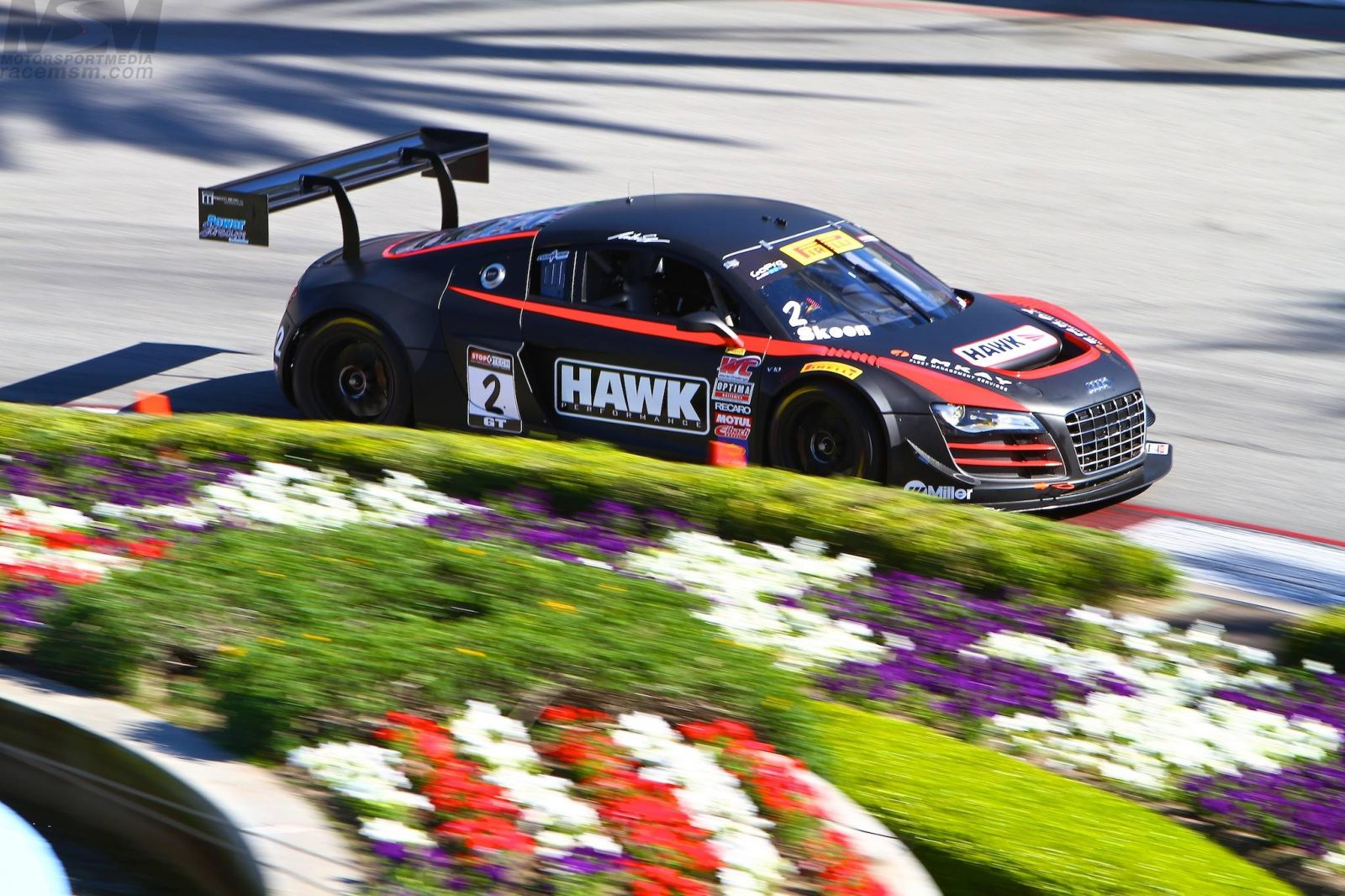 Skeen Fastest Audi in Long Beach