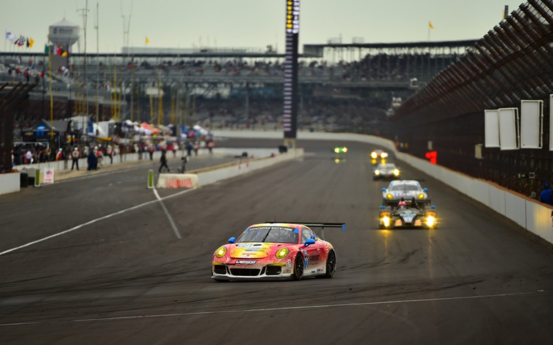 Return to the Indy Roval