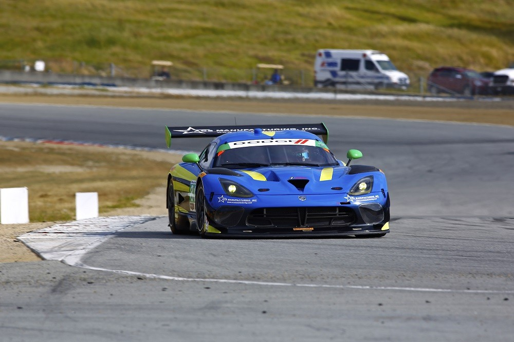 Laguna Seca Qualifying Report