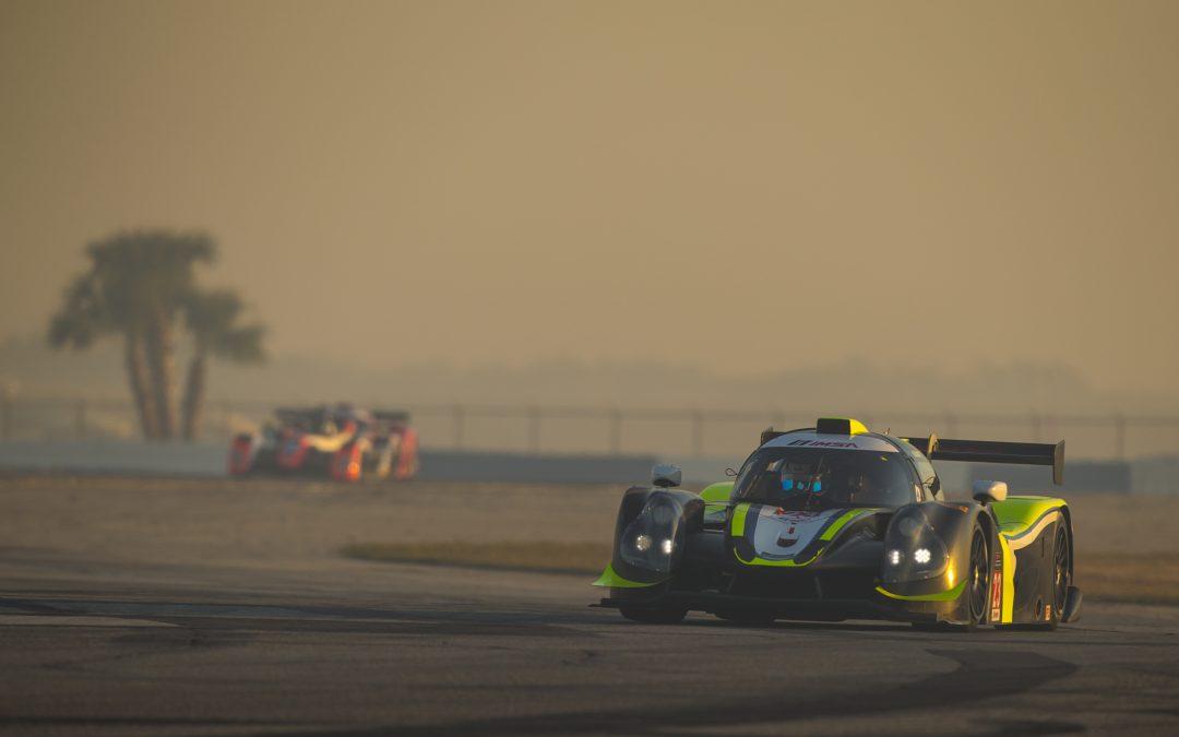 Skeen/Lewis In LMP3 At Sebring