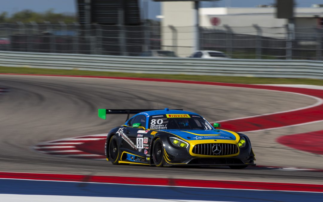 Skeen/Heckert For PWC SprintX with LSR