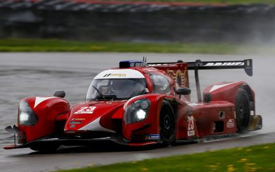 Skeen Storms to Pole at Mid-Ohio in Second IPC Start