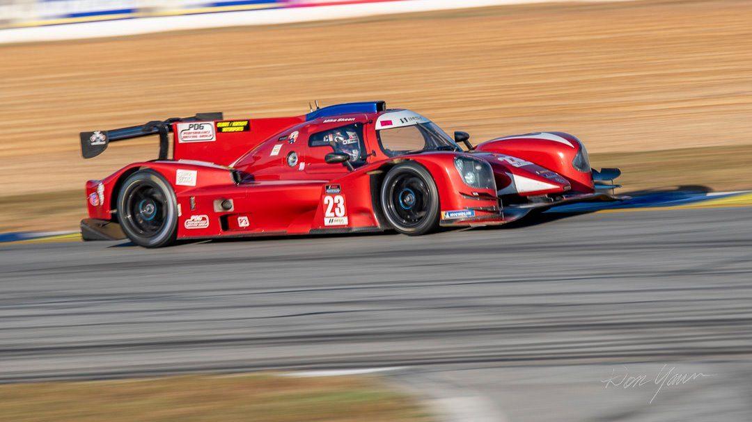 Skeen Wins Prototype Challenge at Petit Le Mans