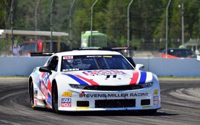 Skeen Scores Pole Position at Brainerd