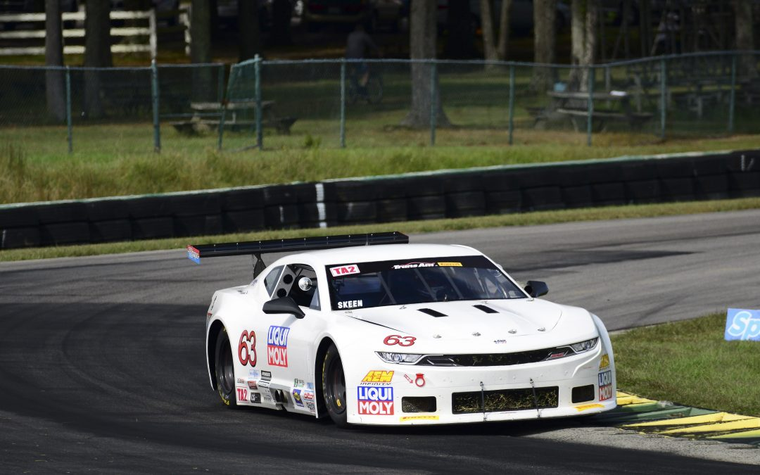 Skeen Wins In Back-To-Front Drive At VIR